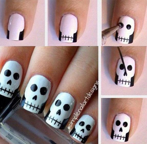 nails steps6