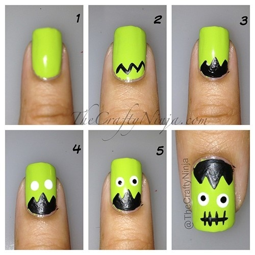 nails steps7