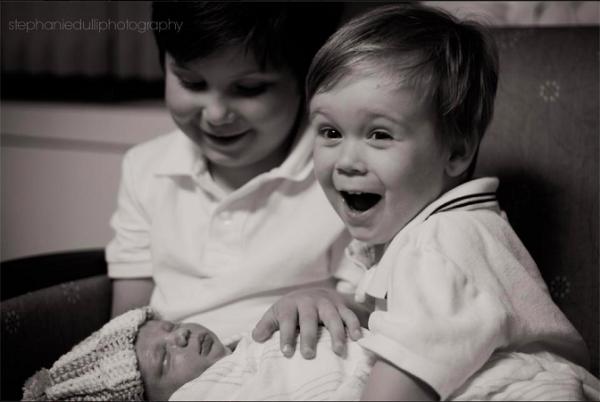 niños conociendo hermanos10