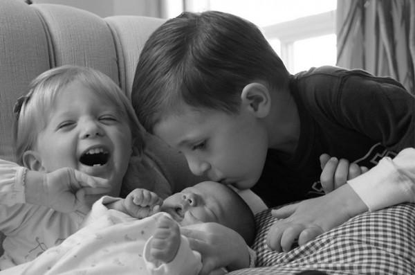 niños conociendo hermanos11