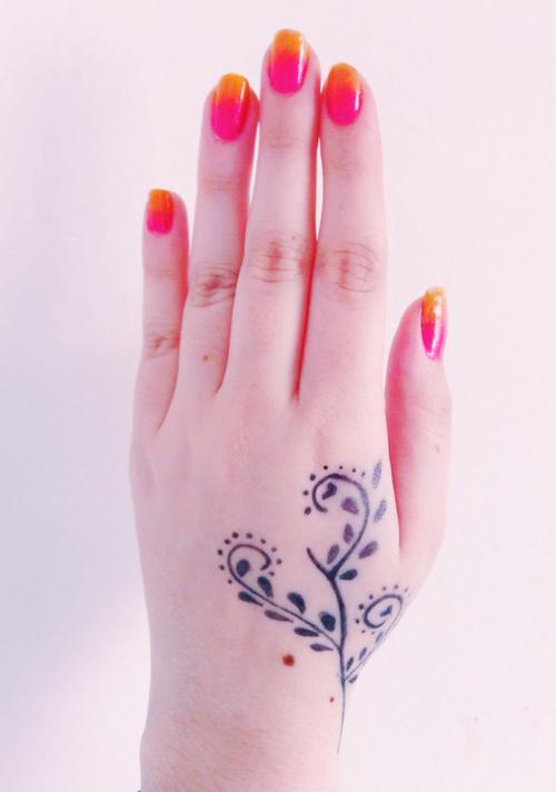 pen tattooo