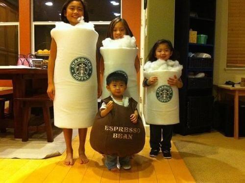 starbucks costume23