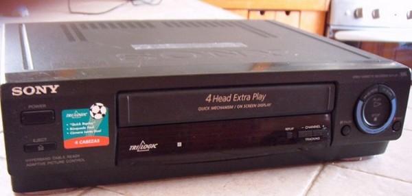videocaseteras