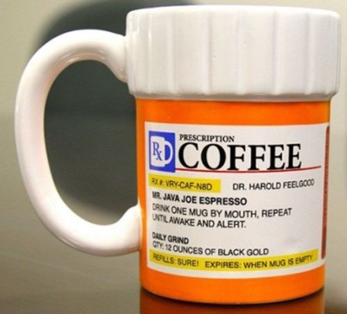 Medicine Ceramic Coffee Cup18
