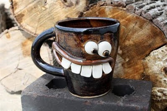 Medicine Ceramic Coffee Cup24
