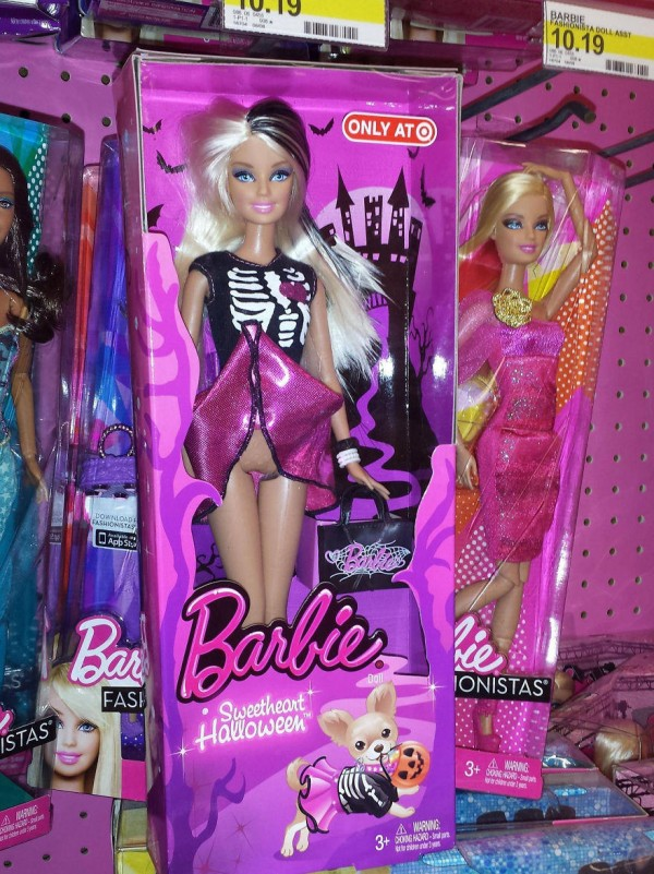 amm not barbie