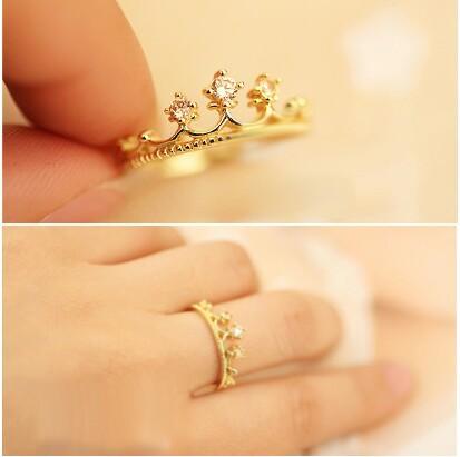 anillo princesa