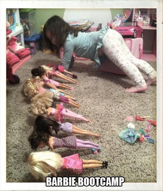 barbie fail