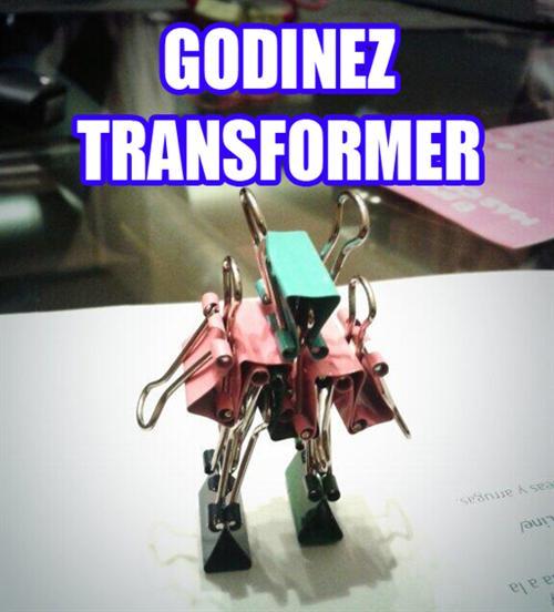 godinez transformer