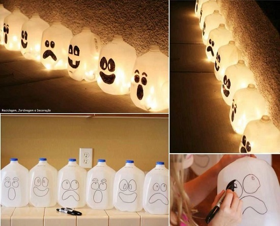 22 ideas para decorar tu casa este halloween sin gastar mucho for Decoracion de unas halloween