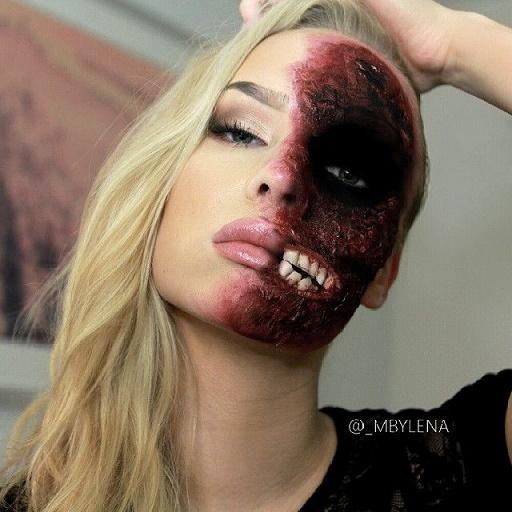halloween makeup8