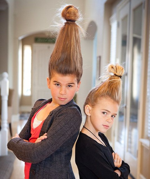 kids halloween hairstyles2