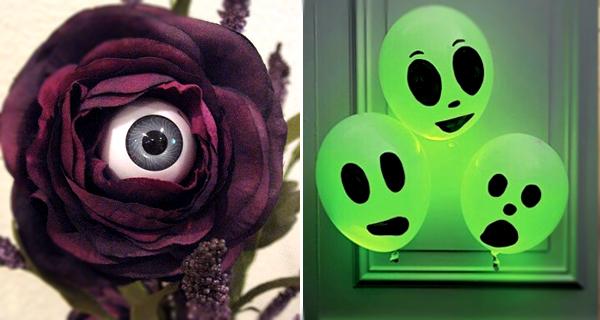 22 ideas para decorar tu casa este halloween sin gastar mucho for Ideas para decorar la casa sin gastar mucho