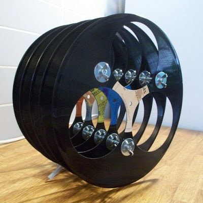 recycled vinyl records12