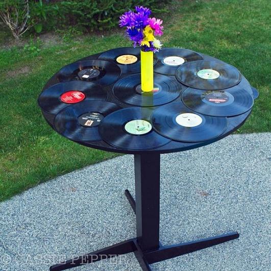 recycled vinyl records28