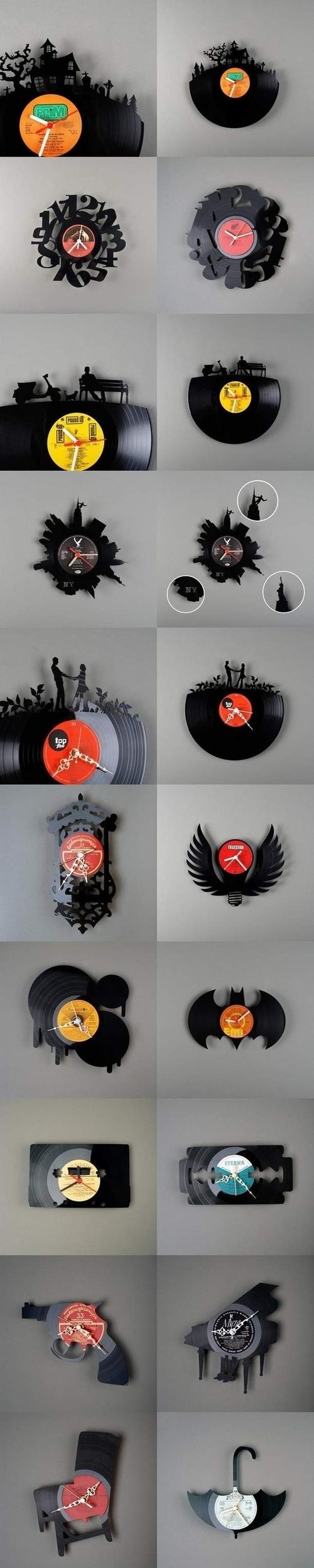 recycled vinyl records5