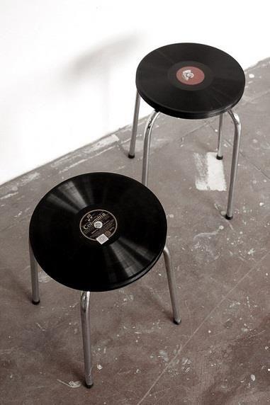 recycled vinyl records8