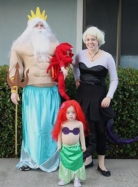 28 Disfraces familiares que enternecern este Halloween