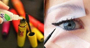Fix Clumpy Mascara