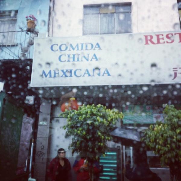 china mexicana