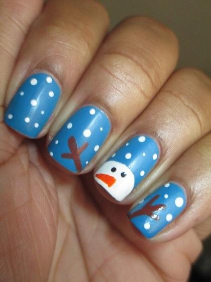 christmas nails10