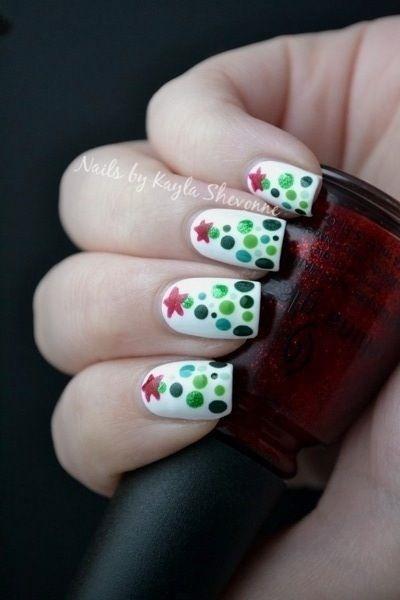 christmas nails12