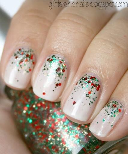 christmas nails13