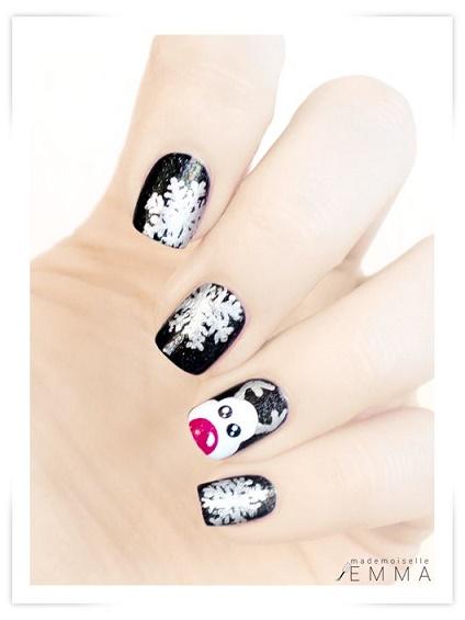 christmas nails21