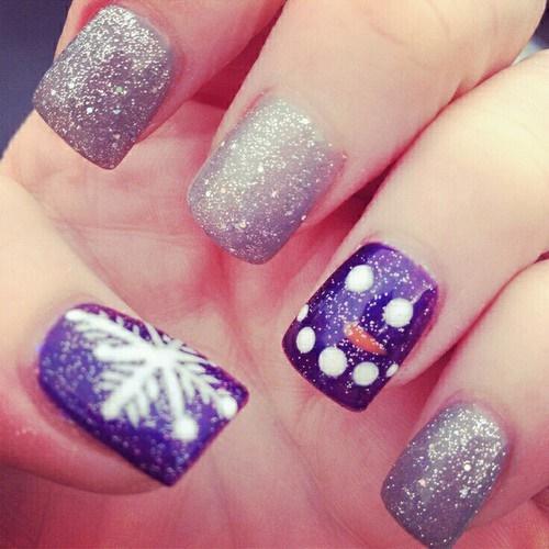 christmas nails23