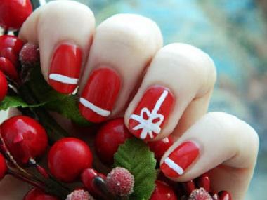 christmas nails28