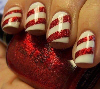 christmas nails30
