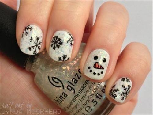 christmas nails7