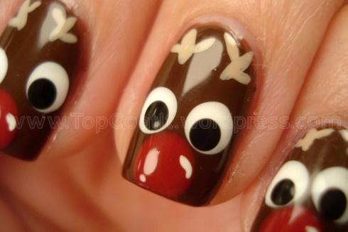 christmas nails9