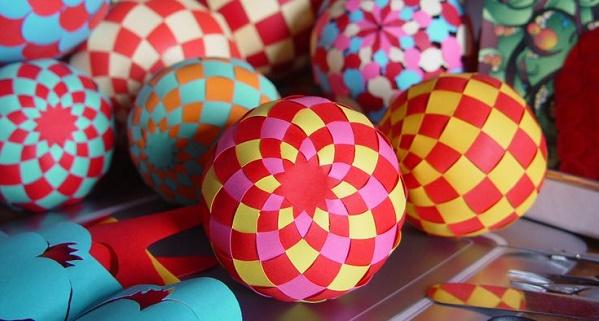 26 tipos de esferas navideas que tu rbol agradecer hazlas tu mism