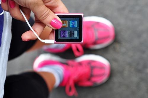 ipod fitnes