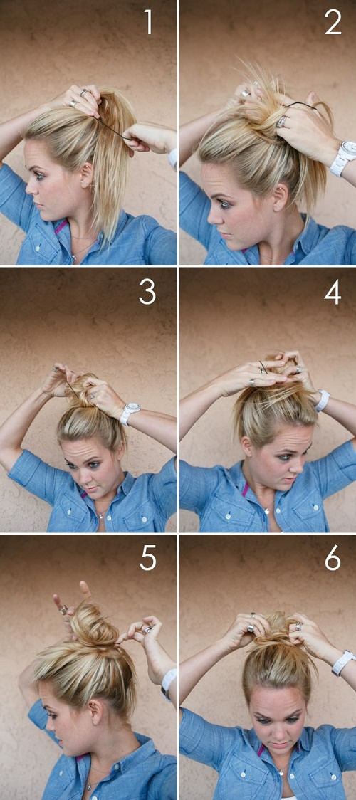 lazy hairstyle9