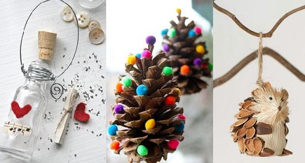 Arboles de adorno faciles nios adorno arbol de papel - Lazos para arbol de navidad ...