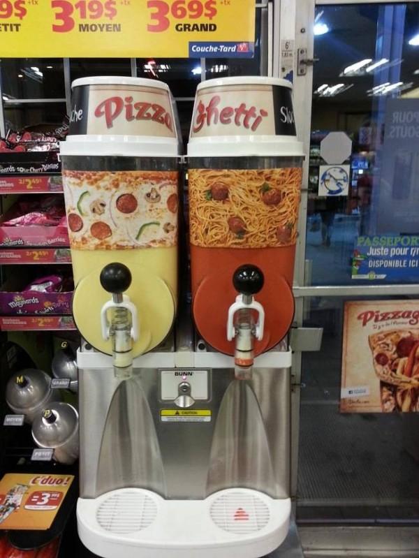 pizza espaghetti