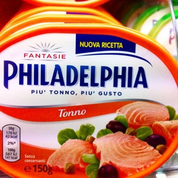 queso filadelfia tuna