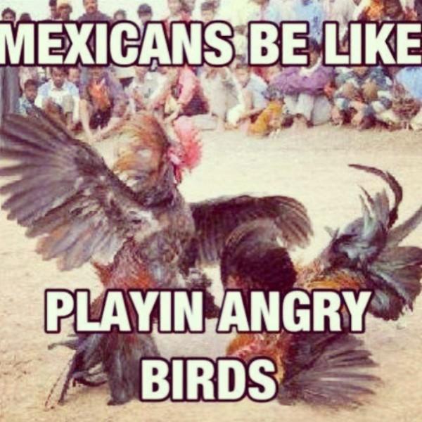 ANGRY BIRDS MEXICANO