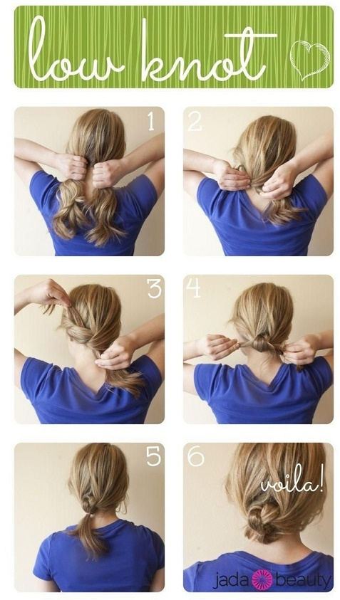 Hairstyles For Busy Mornings