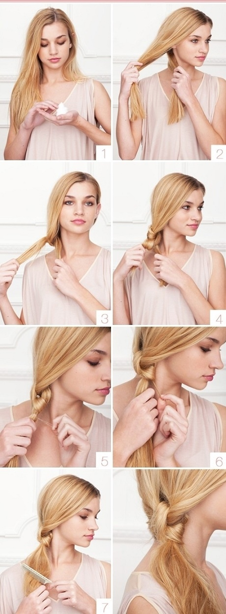 Hairstyles For Busy Mornings2