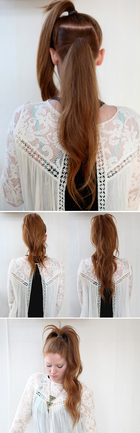 Hairstyles For Busy Mornings4