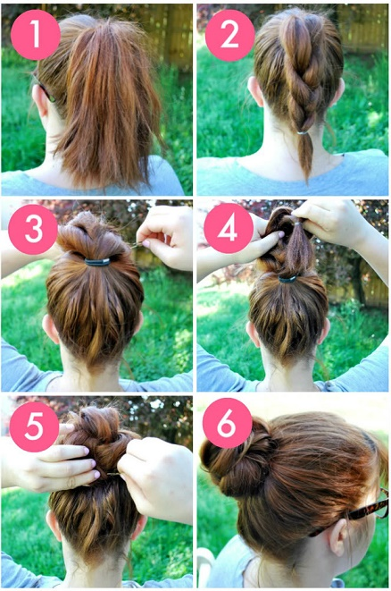 Hairstyles For Busy Mornings7