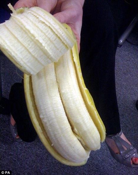 banana doble