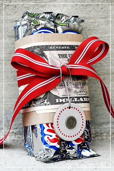 creative ways to give money15