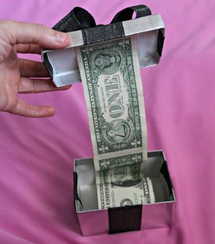 creative ways to give money7
