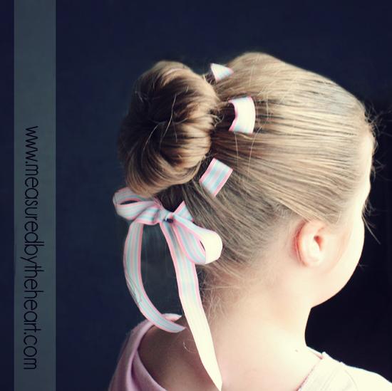 flor peinado
