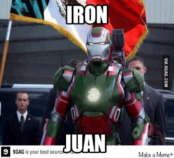 iron juan