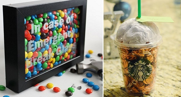 14 Creativas Maneras De Regalar Chocolates Esta Navidad